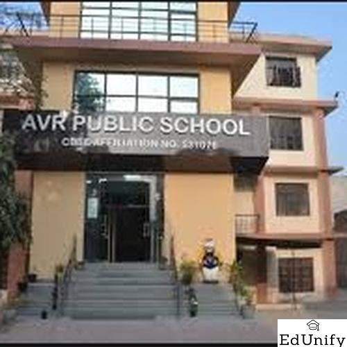 Avr Public School, Gurgaon - Uniform Application