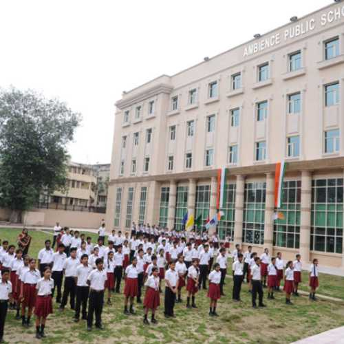 Ambience Public School , Delhi - Uniform Application