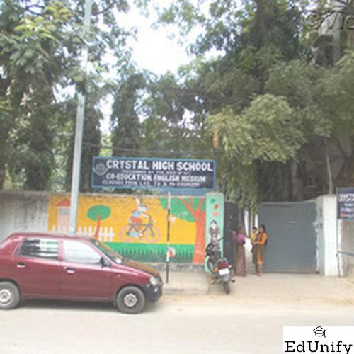 Crystal High School, Hyderabad - Uniform Application