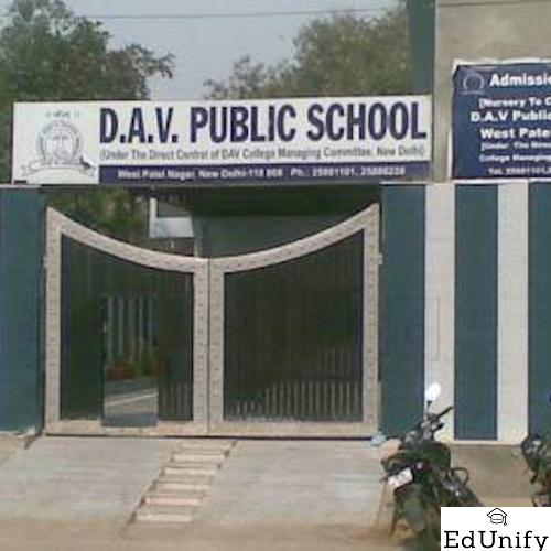Dav Public School Nimri Colony, New Delhi - Uniform Application