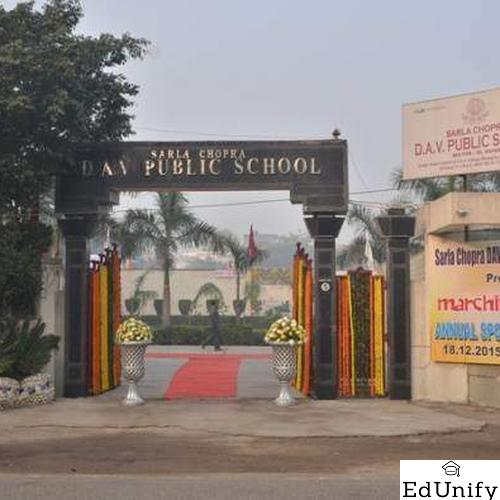 Dav Senior Secondary School Jhandewalan, New Delhi - Uniform Application