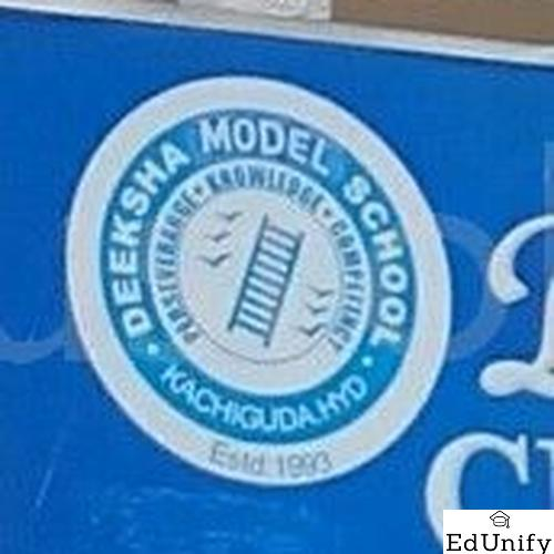 Deeksha Model High School Kachiguda, Hyderabad - Uniform Application