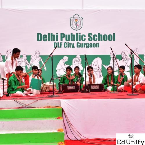 Delhi Public School Palam Vihar, Gurgaon - Uniform Application