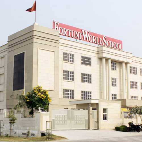 Fortune World School, Noida - Uniform Application