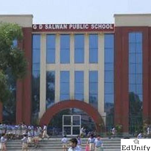 Gyan Devi Salwan Public School, New Delhi - Uniform Application