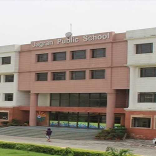 Jagran Public School Noida, Noida - Uniform Application