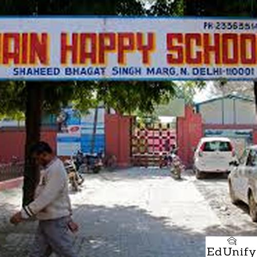 Jain Happy School, New Delhi - Uniform Application