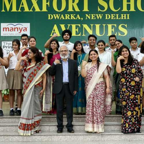 Maxfort school, New Delhi - Uniform Application 1