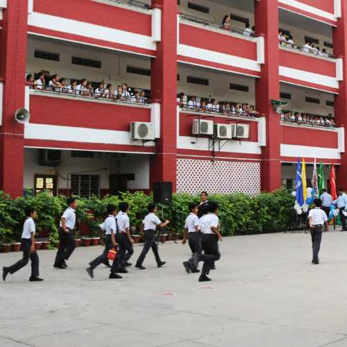 Mercy Memorial School  , Kanpur - Uniform Application 1