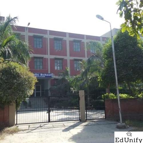 Nilgiri Hills Public School Noida