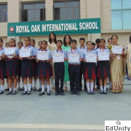 Royal Oak International School, Gurgaon - Uniform Application