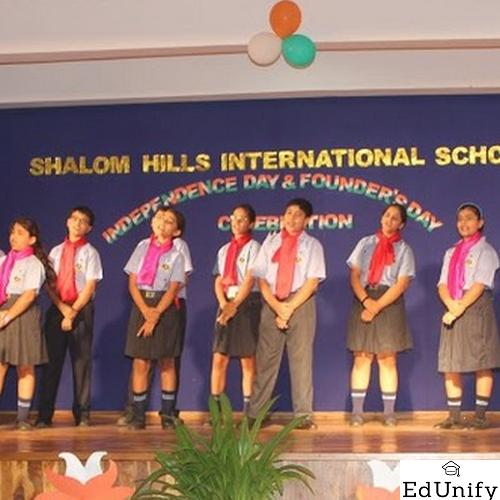 Shalom Hills International School, Gurgaon - Uniform Application 2