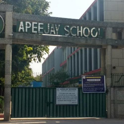 Apeejay School, Sheikh Sarai