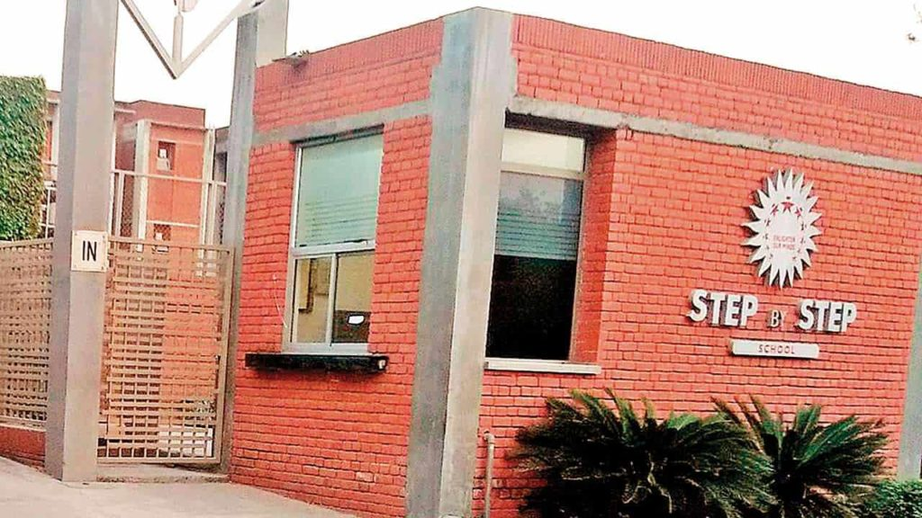 Best Schools in Noida:- Step by Step School