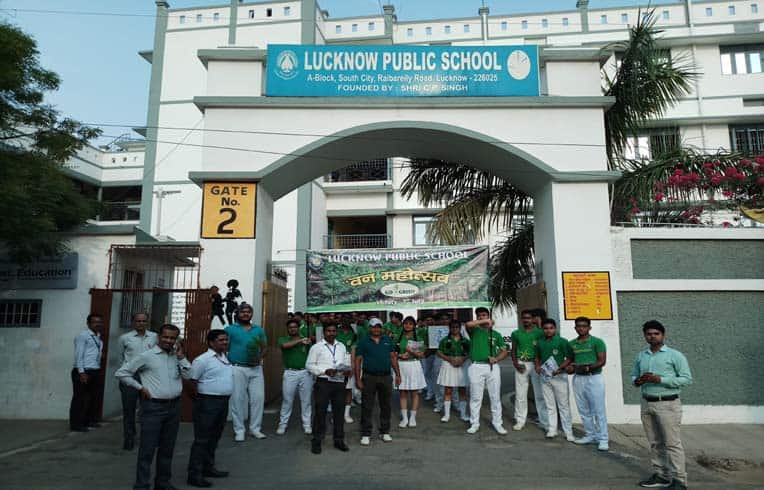 Lucknow Public School, South City
