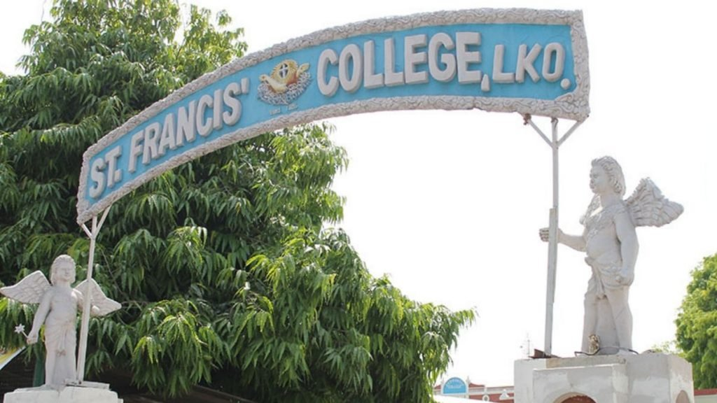 St Francis' College Main Gate