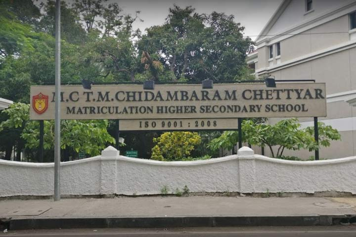 MCTM Chidambaram Chettyar International School Chennai