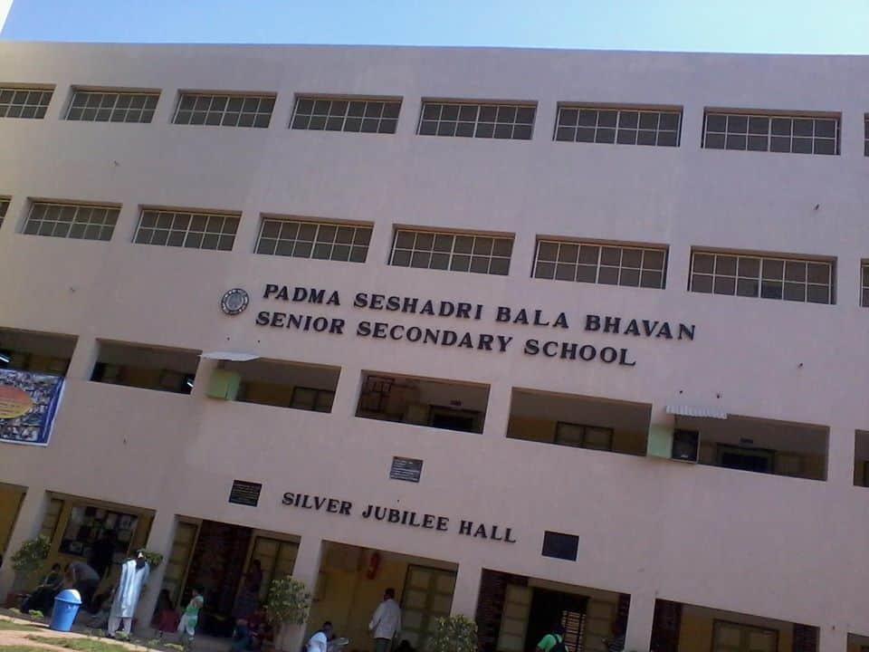 Padma Seshadri Bala Bhavan Secondary School