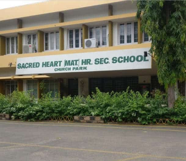 Sacred Heart Matriculation Higher Secondary School