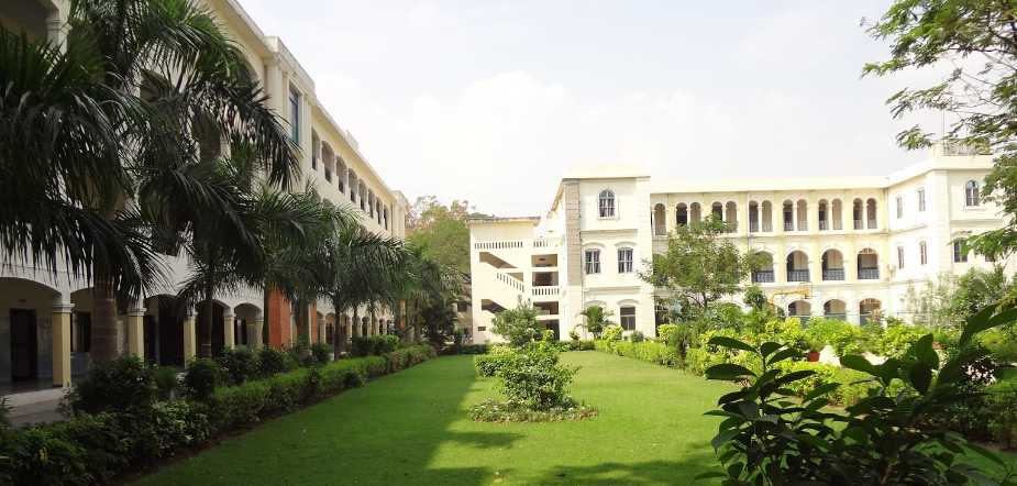 St Patrick's Anglo Indian Higher Secondary School Chennai