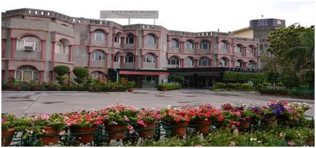 Dav Public School Faridabad