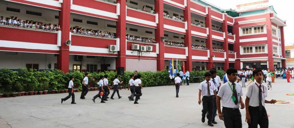 Mercy Memorial School Kanpur