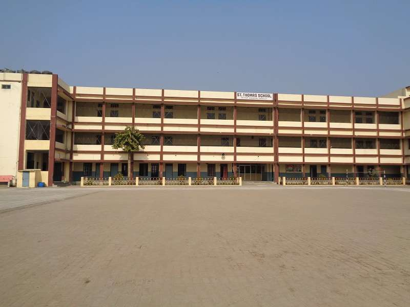 St Thomas School Kanpur