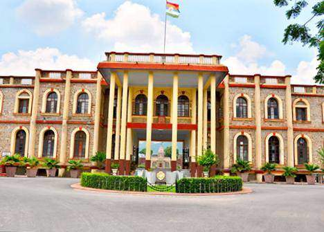 Mayo College Girls School Ajmer. One of the best all girls boarding schools in India.