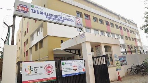The Millennium School, Sector 41