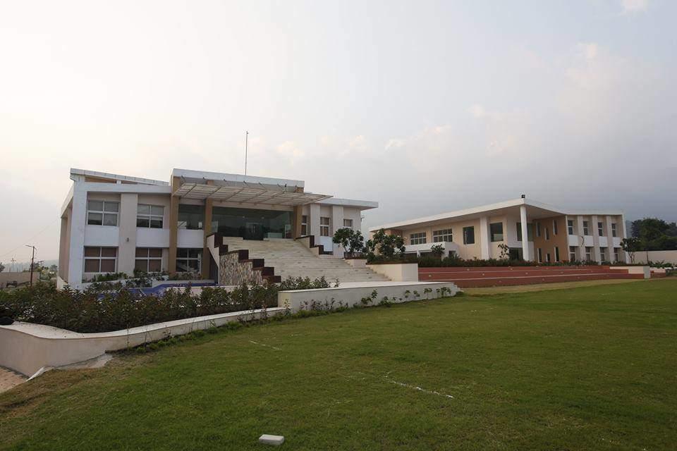 Vantage Hall Girls Residential School Dehradun
