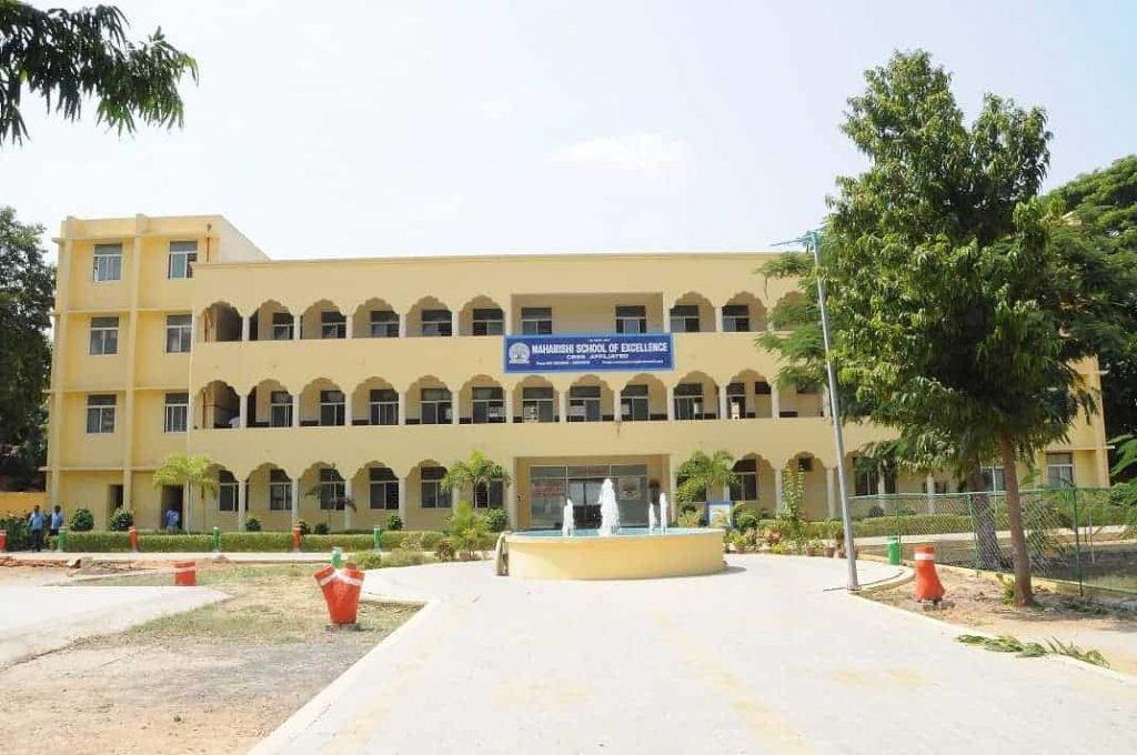 Maharishi School of Excellence Senior Secondary School Chennai