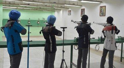 Shooting Range at the Bishop Cotton School