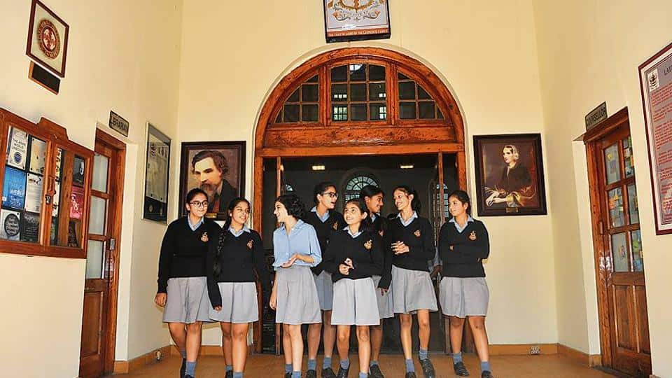 Founded by Sir Henry Lawrence in 1845, the Lawrence School, Sanawar is one of the oldest surviving coed boarding schools in India.