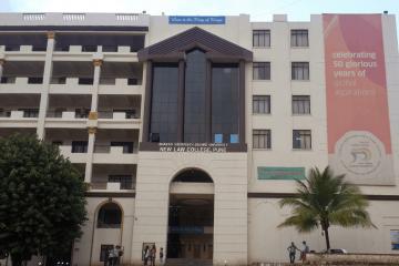 Bharati Vidyapeeth New Law College, Pune