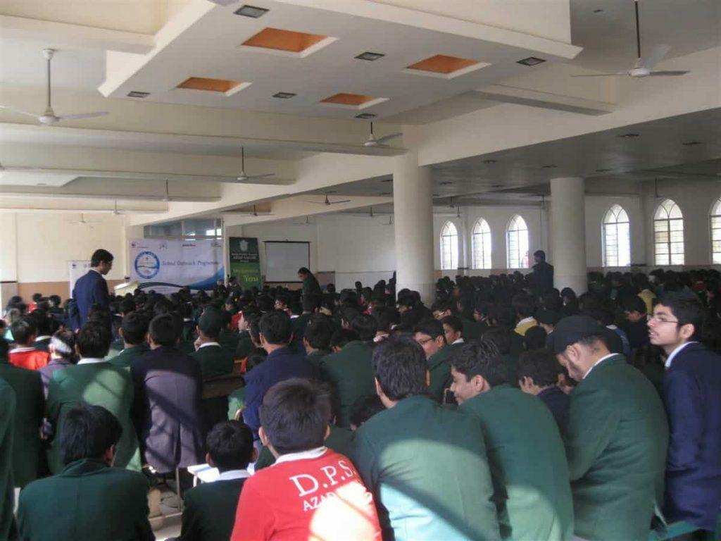 Delhi Public School, Azad Nagar
