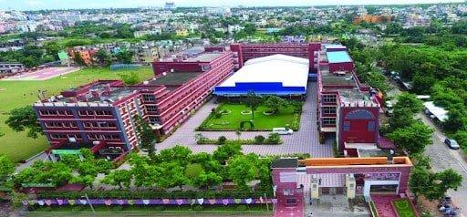 DAV Public School, Chandrashekarpur
