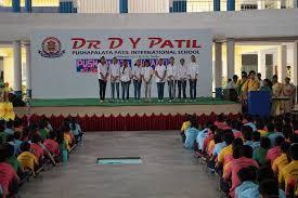 Dr D.Y. Patil Pushpalata Patil International School, Patna