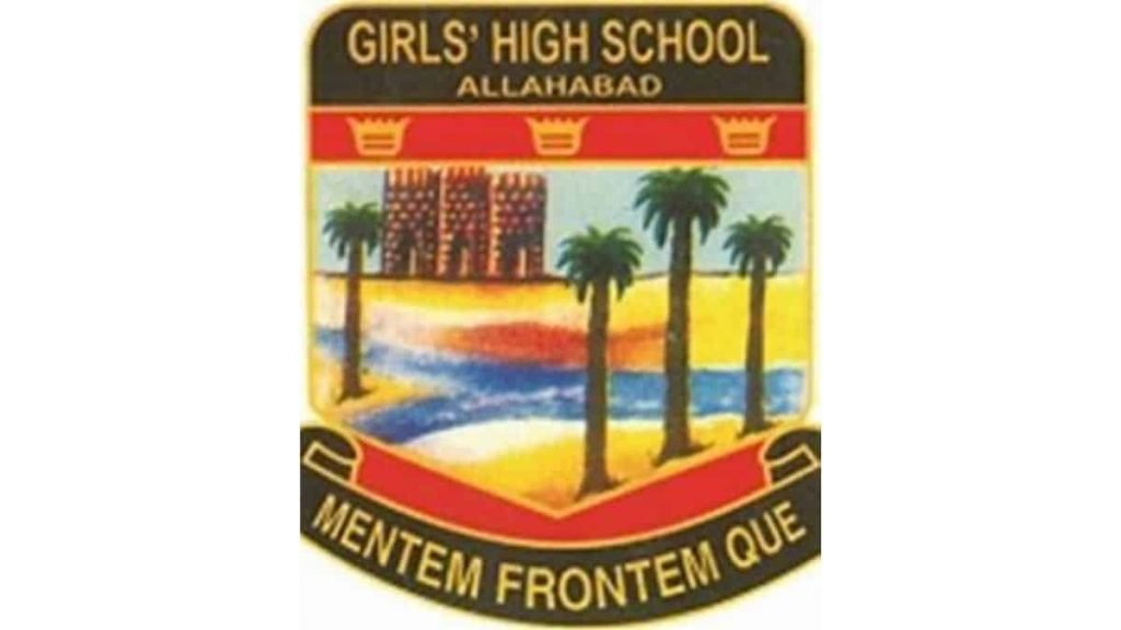 Girl's High School, Allahabad