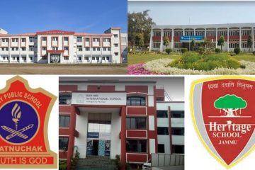Top 14 Best Schools In Jammu