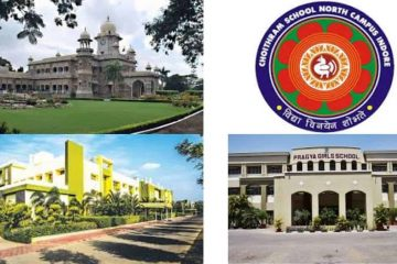 Best schools in Indore